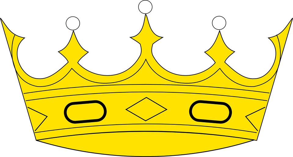 King crown drawing shop. Queen clipart simple