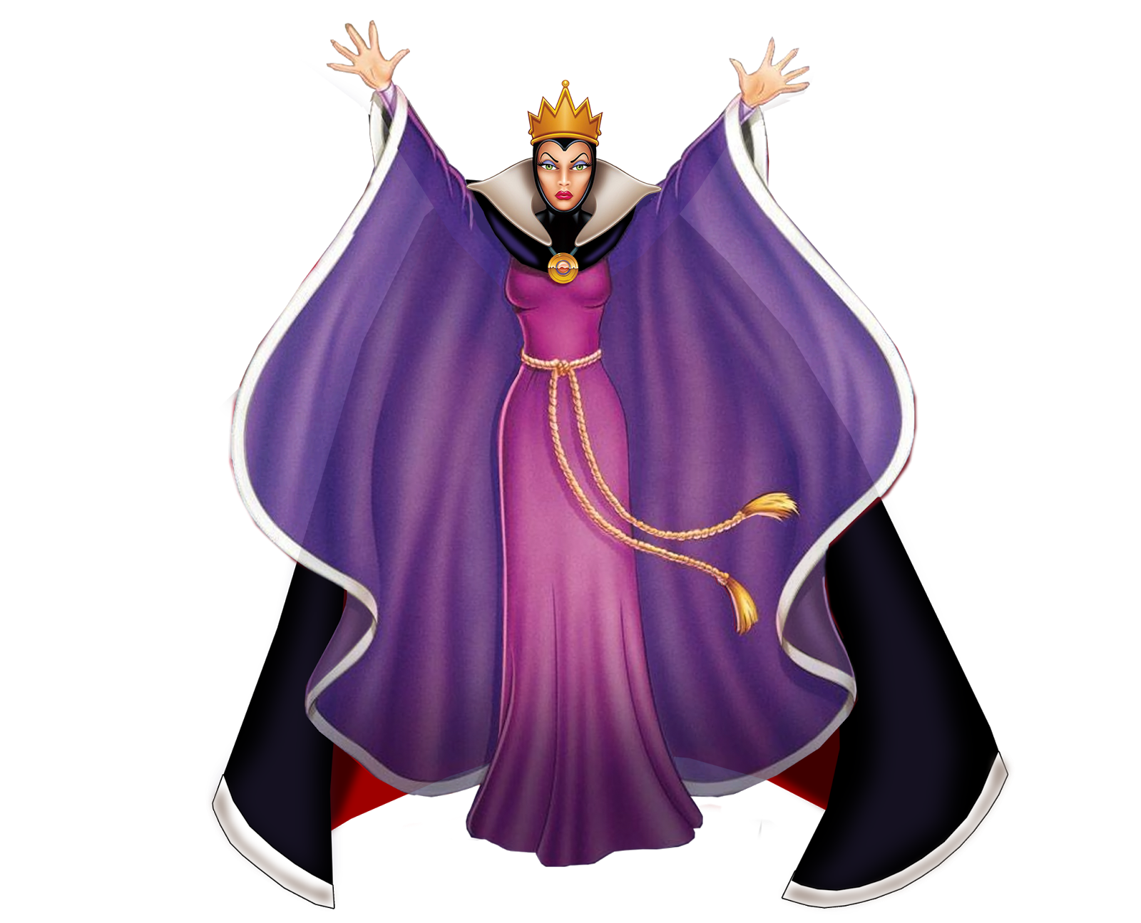 collection of evil. Queen clipart snow white witch