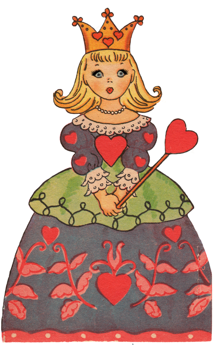 Queen clipart thing.  collection of high