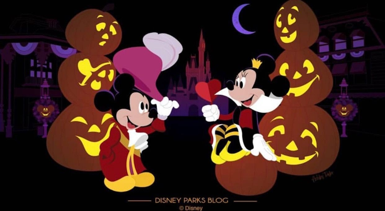 Mickey as hook minnie. Queen clipart wallpaper disney