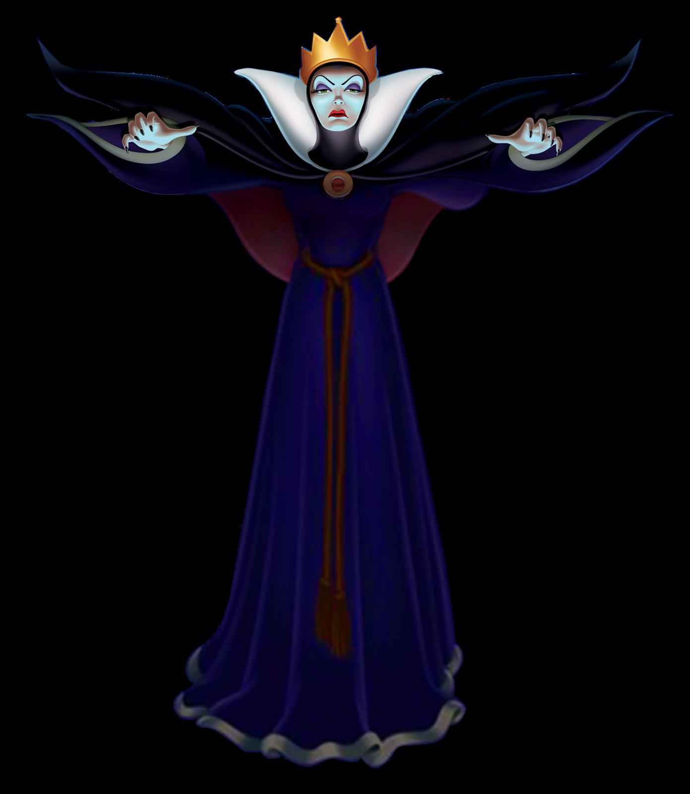 Disney evil . Queen clipart wiki