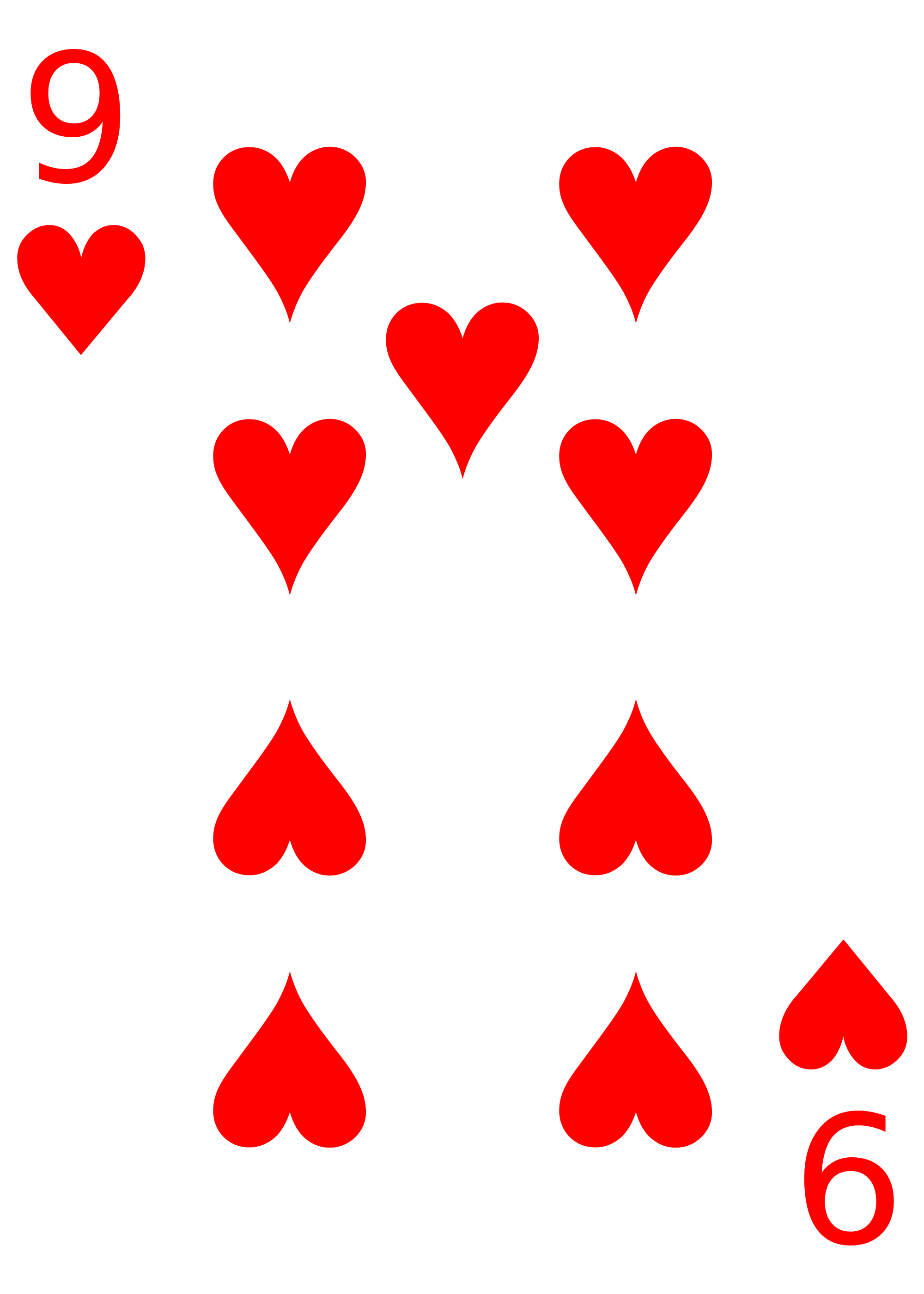 Queen of hearts card png. File cards heart svg