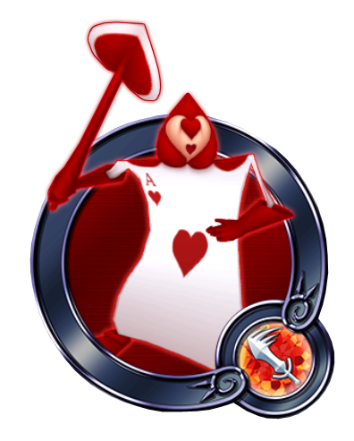 Playing kingdom unchained wiki. Queen of hearts card png