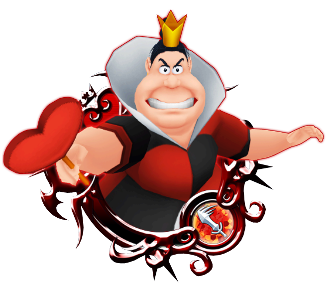 Kingdom unchained wiki. Queen of hearts png