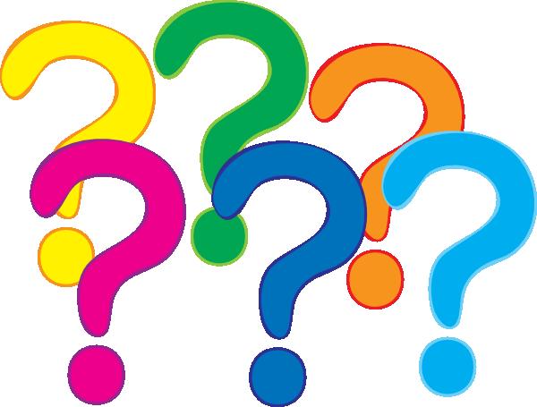 Question clipart. Free questions pictures clipartix
