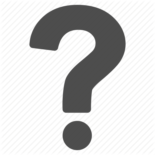 Question mark icon png. Gray toolbar by aha