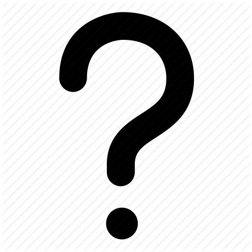 Bold ui by leif. Question mark icon png