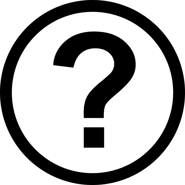 File round svg wikipedia. Question mark icon png