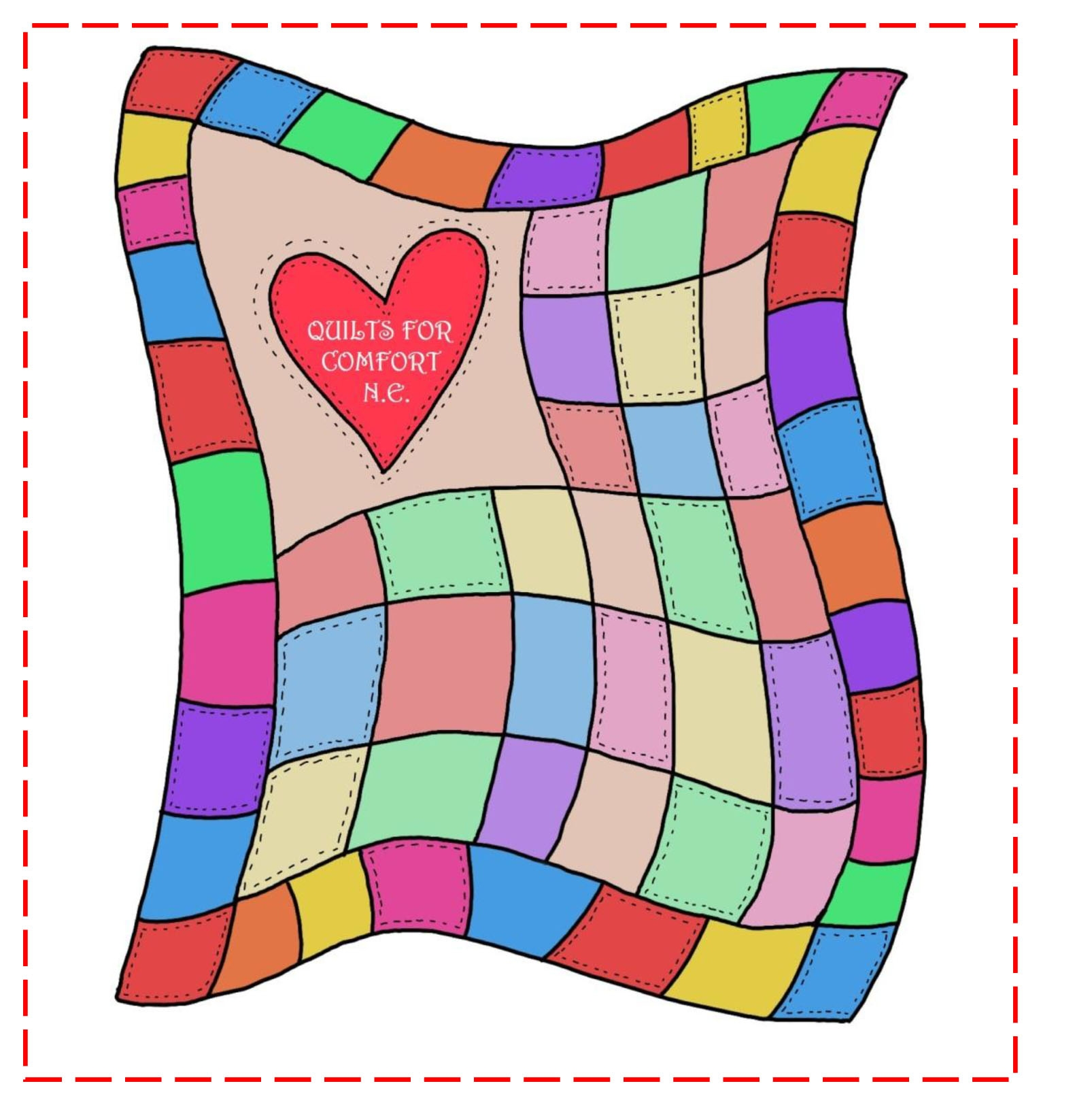 Quilting clipart quilted heart. Quilt station