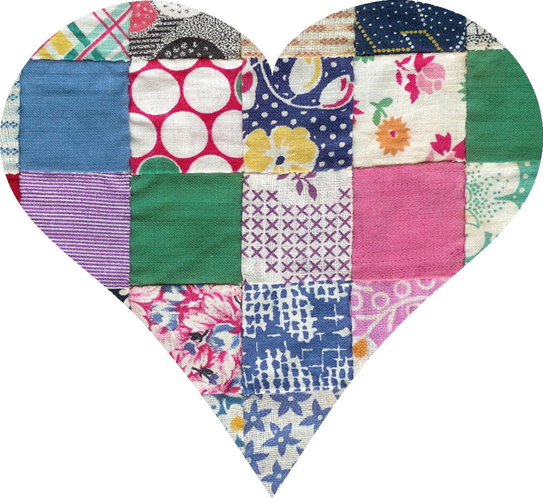 images of clip. Quilting clipart quilted heart