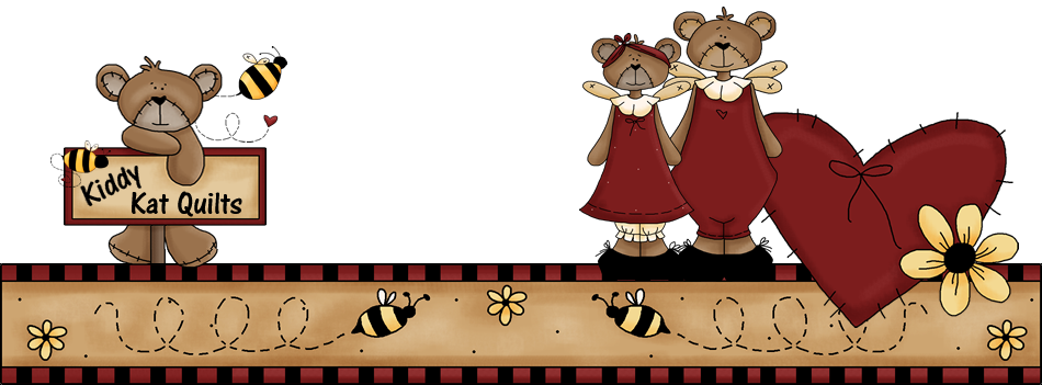 Quilt clipart bed quilt. Kiddy kat quilts welcome