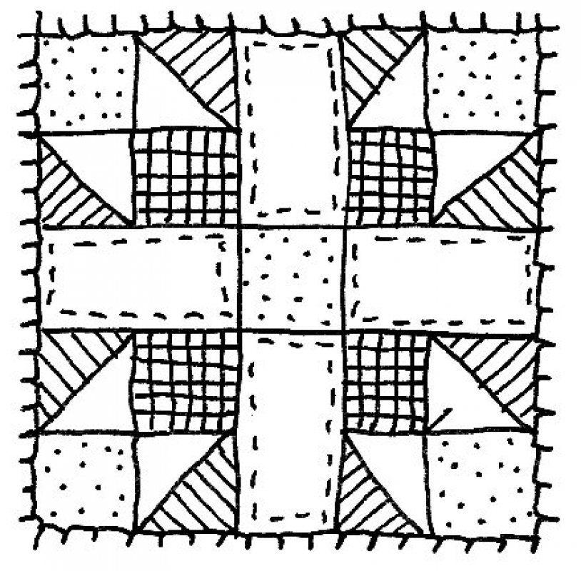Quilting clipart quilt pattern. Clip art best running
