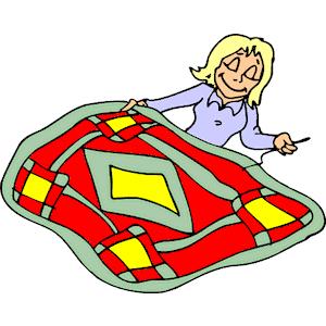 Free quilt clip art. Quilting clipart cartoon