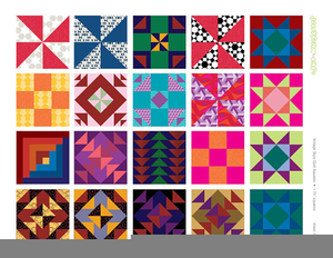 Free for labels images. Quilt clipart clip
