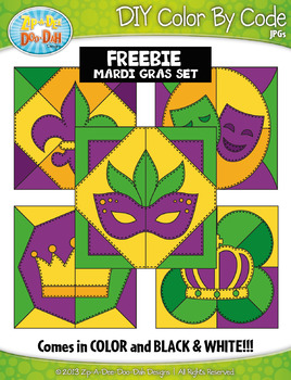 Free mardi gras by. Quilt clipart color