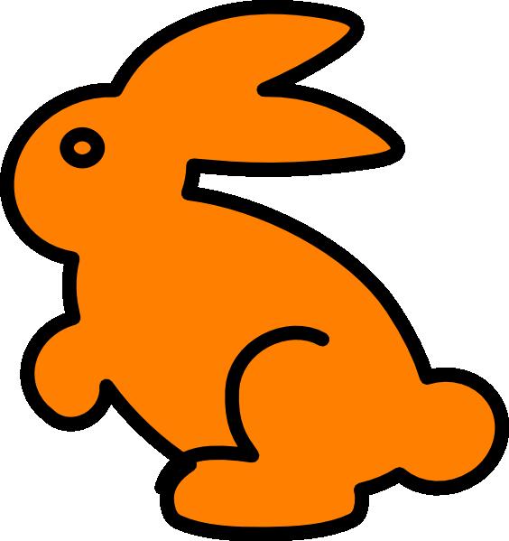 Bunny klh clip art. Quilt clipart orange
