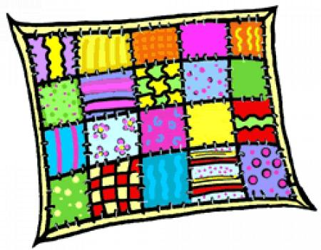 Free download on webstockreview. Quilt clipart pillow