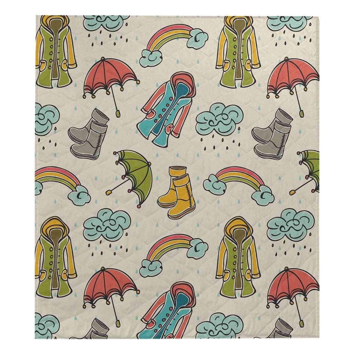 Amazon com interestprint monsoon. Quilt clipart soft thing
