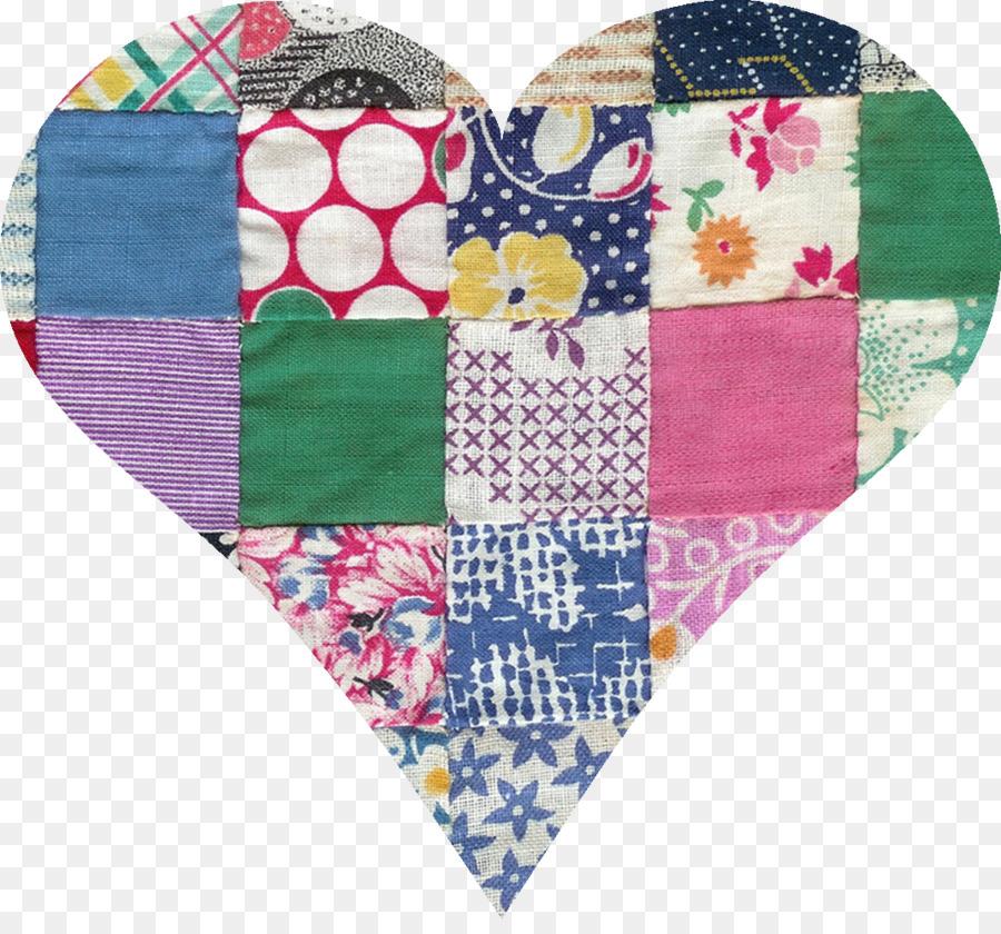 Quilting clipart quilt pattern. Christmas clip art heart