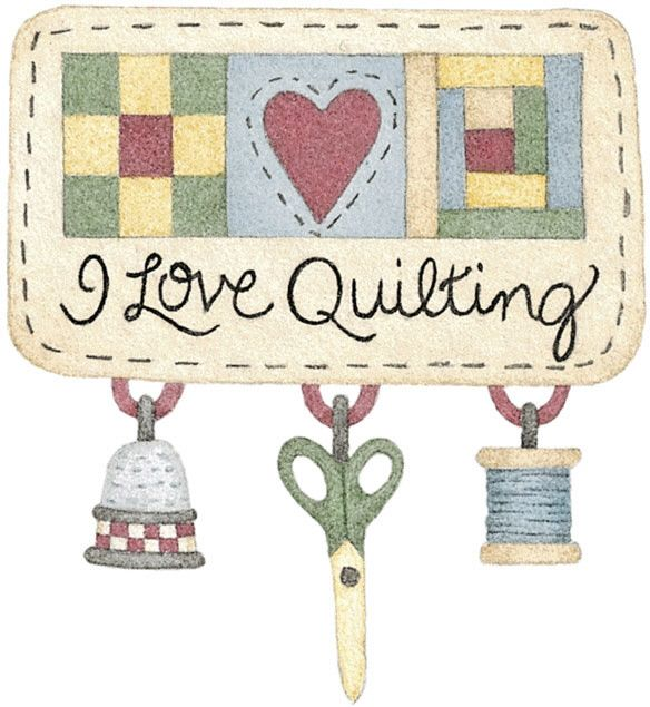 best quilt clip. Quilting clipart