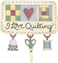 best quilt clip. Quilting clipart quilted heart
