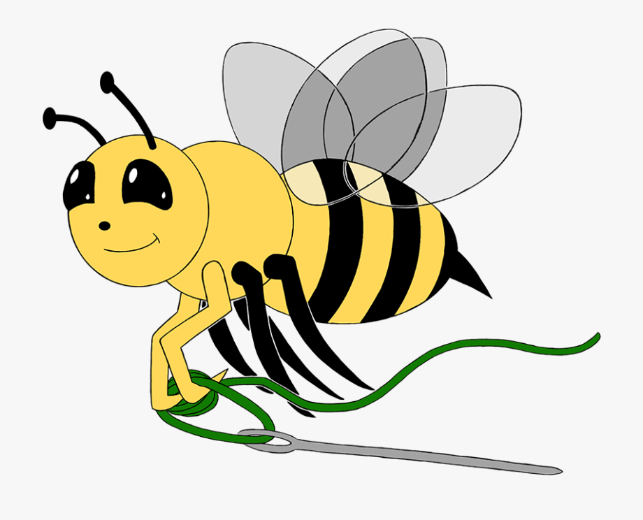 Quilting clipart quilting bee. Honeybee cliparts cartoons jing