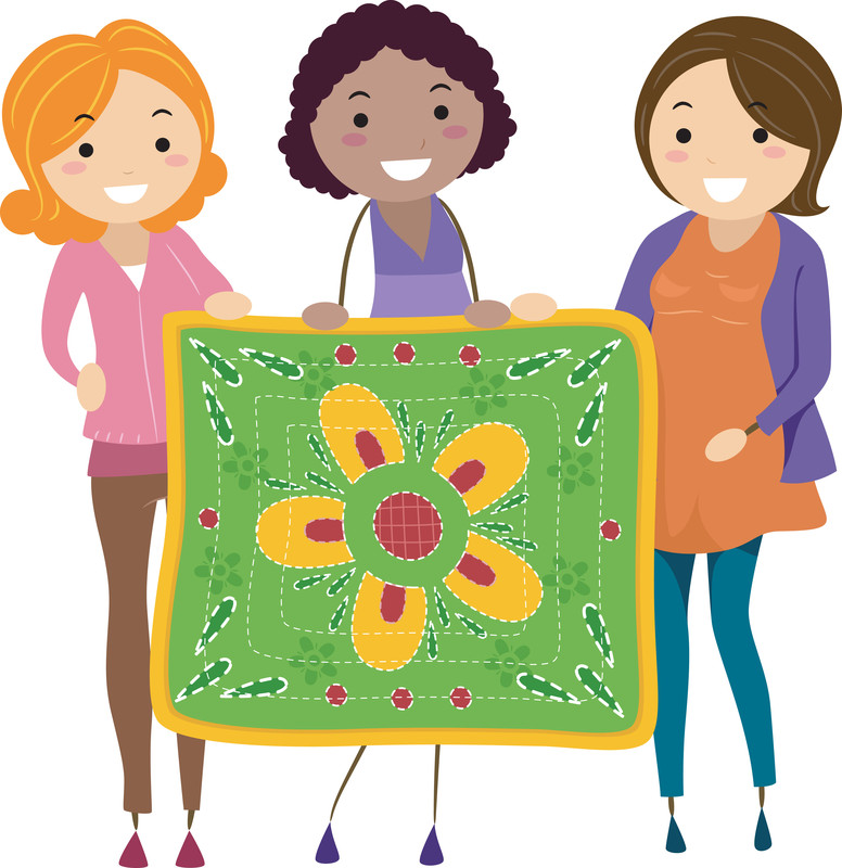 National day the marcus. Quilting clipart sewing club