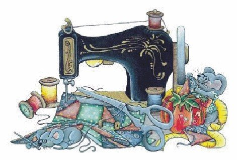 Ibea s crafts galore. Quilting clipart sewing club