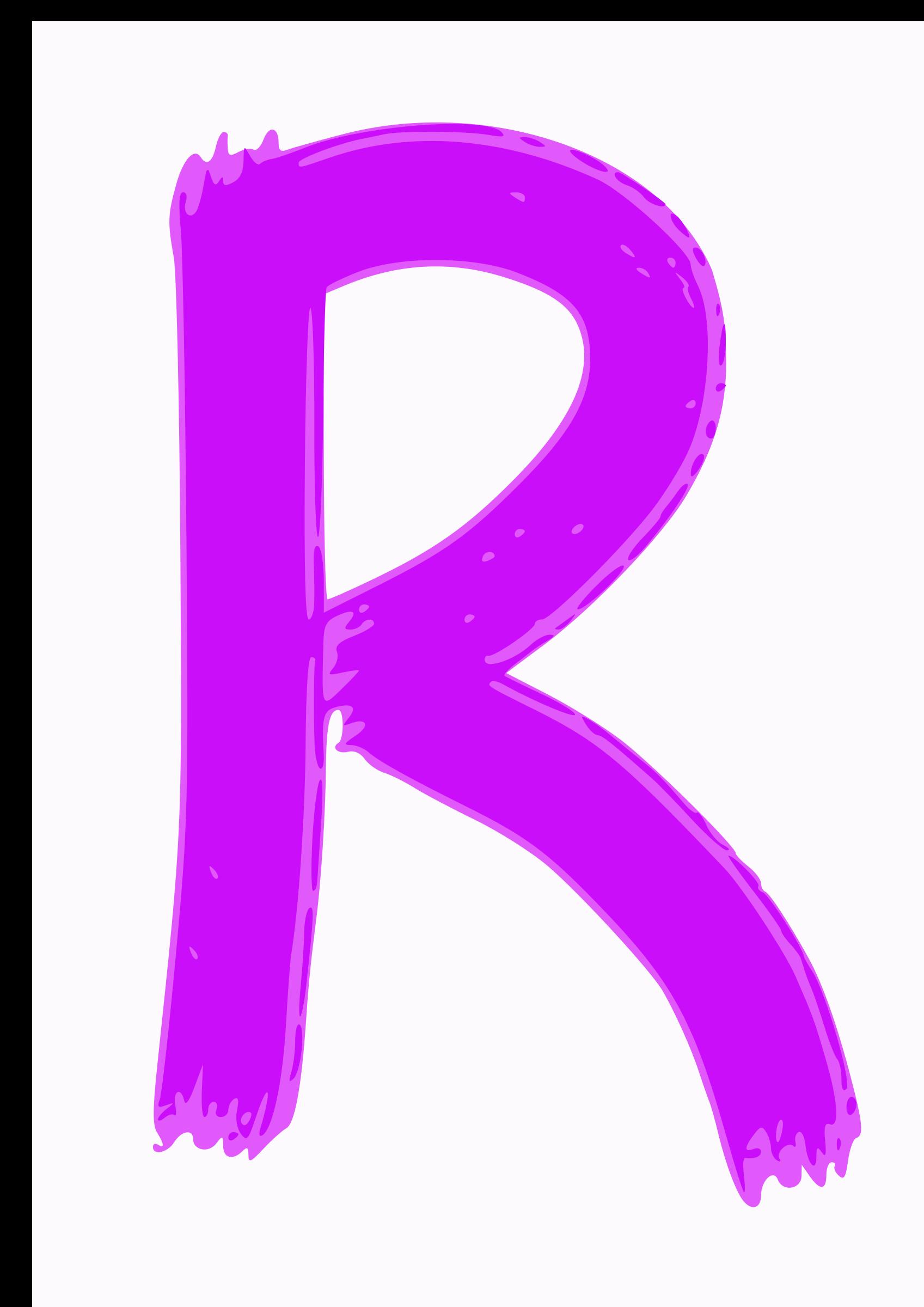 Big image png. R clipart