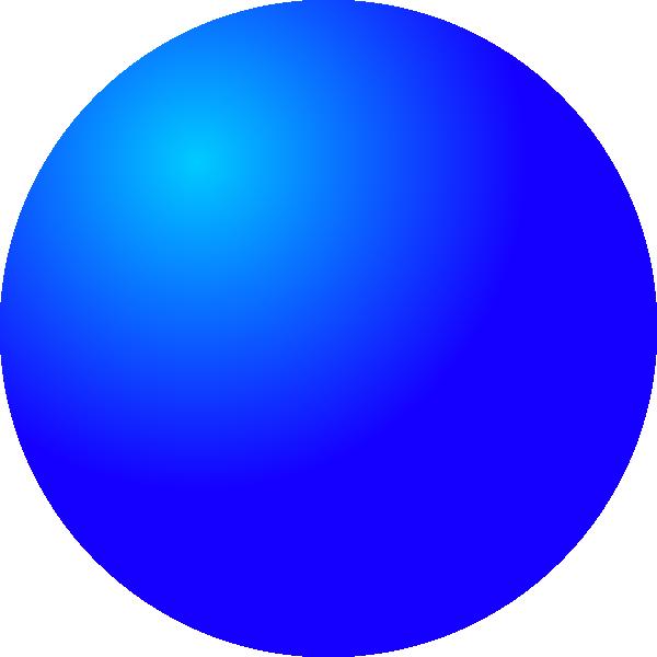 R clipart bubbled. Bubble blue gradient clip