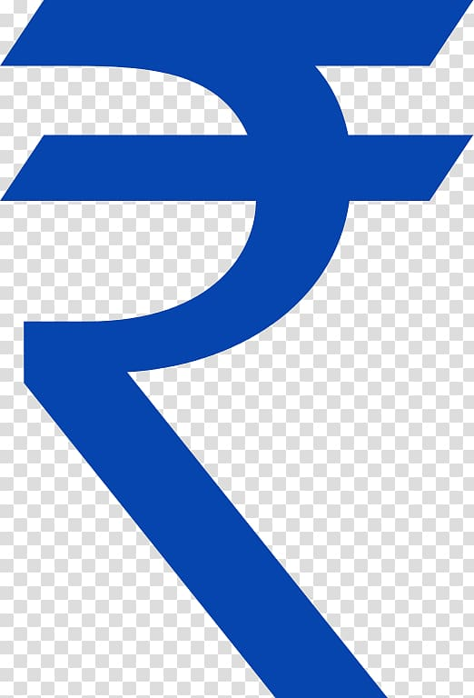 R clipart currency indian. Blue logo rupee sign