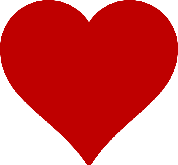 Clip art at clker. R clipart heart