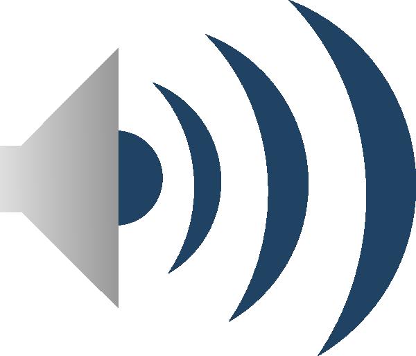 R clipart icon. Audio clip art at