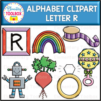 Alphabet beginning sounds . R clipart letter