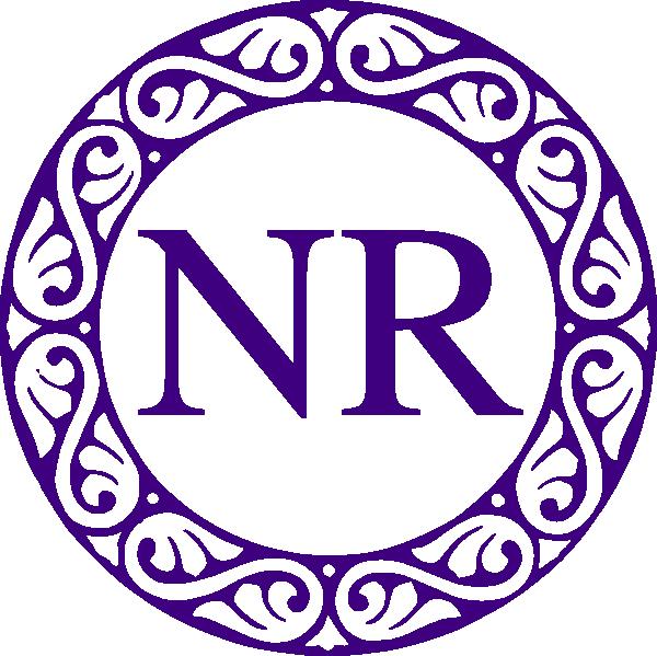 R clipart monogram. Letter a clip art