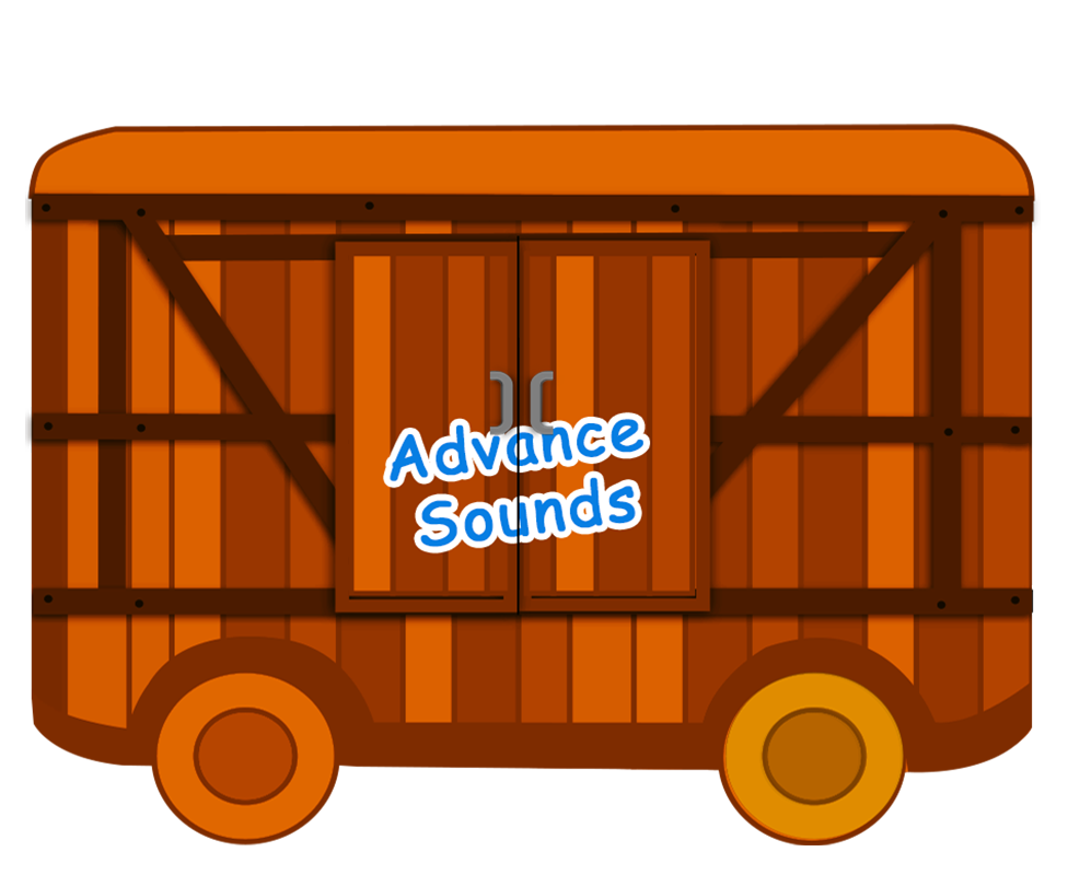 Train learn phonic sounds. R clipart phonics