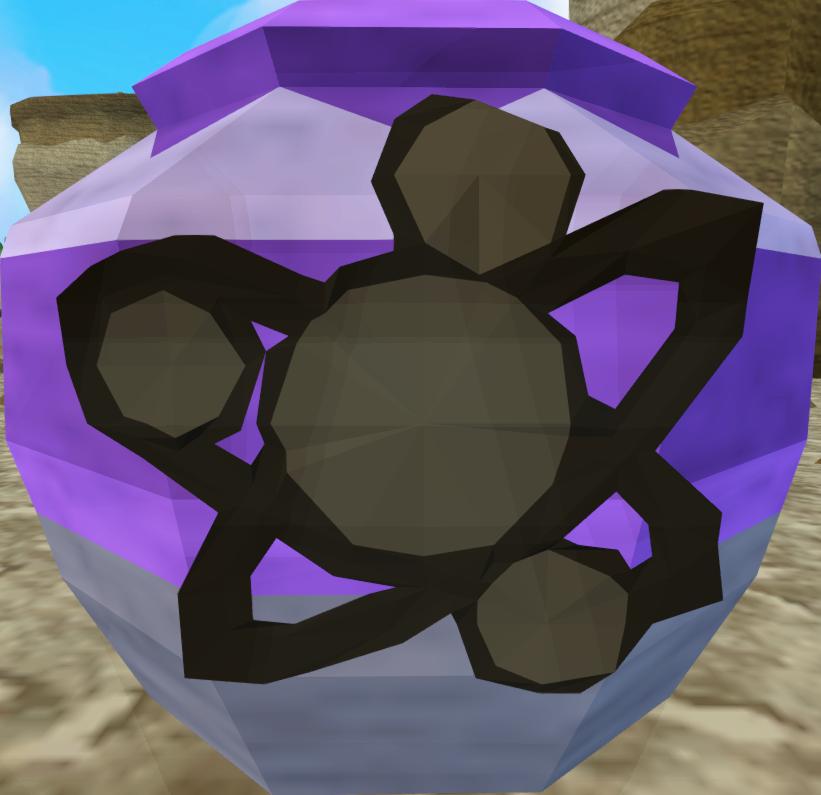 R clipart purple. Decorated divination urn runescape