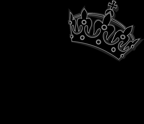 R clipart svg. Queen image clip art