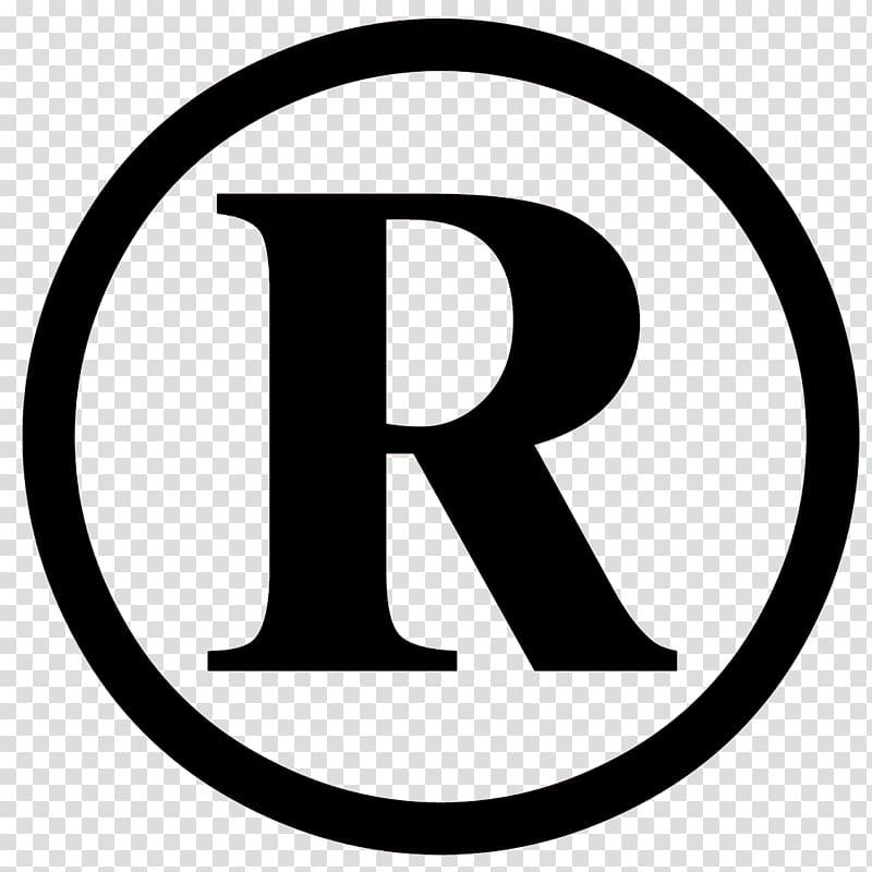 Black logo computer icons. R clipart trademark