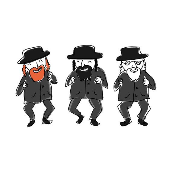 Rabbi clipart. Clip art jewish