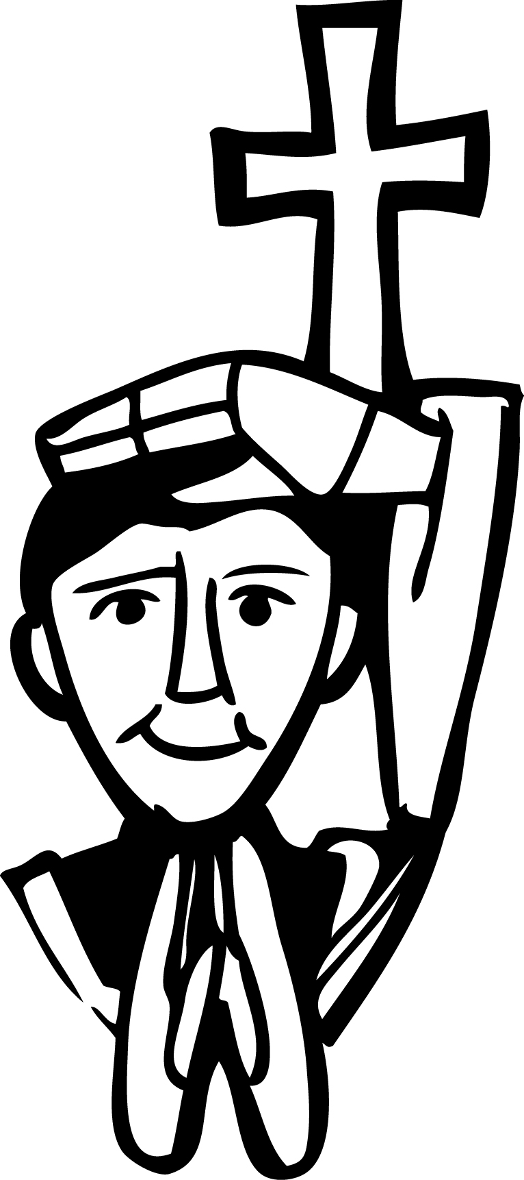 Rabbi clipart blessing. Free priest cliparts download