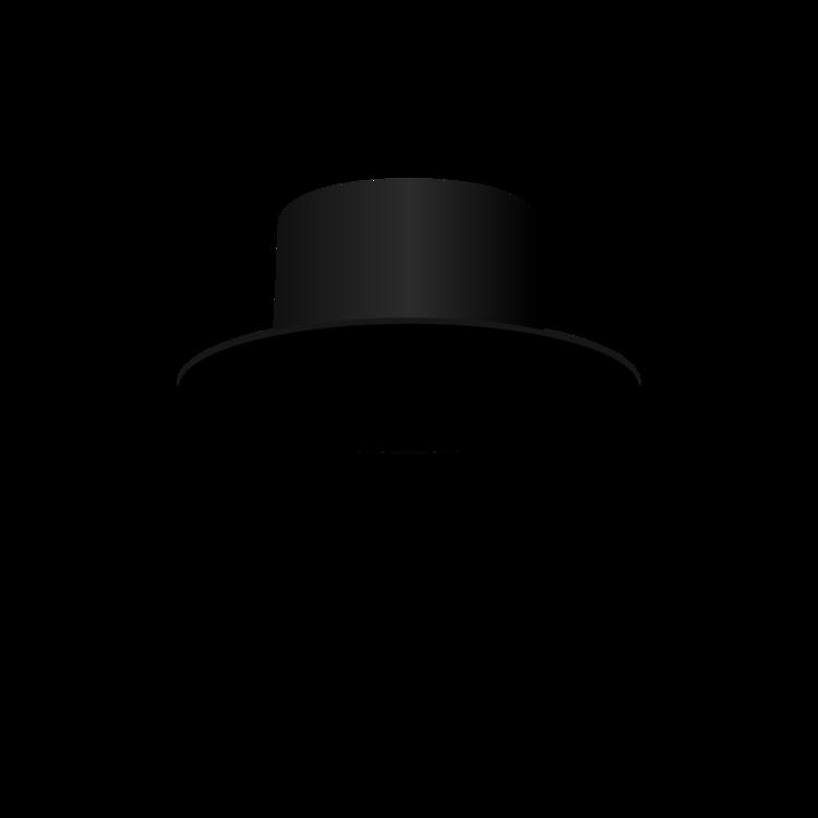 Black headgear line png. Rabbi clipart judaism
