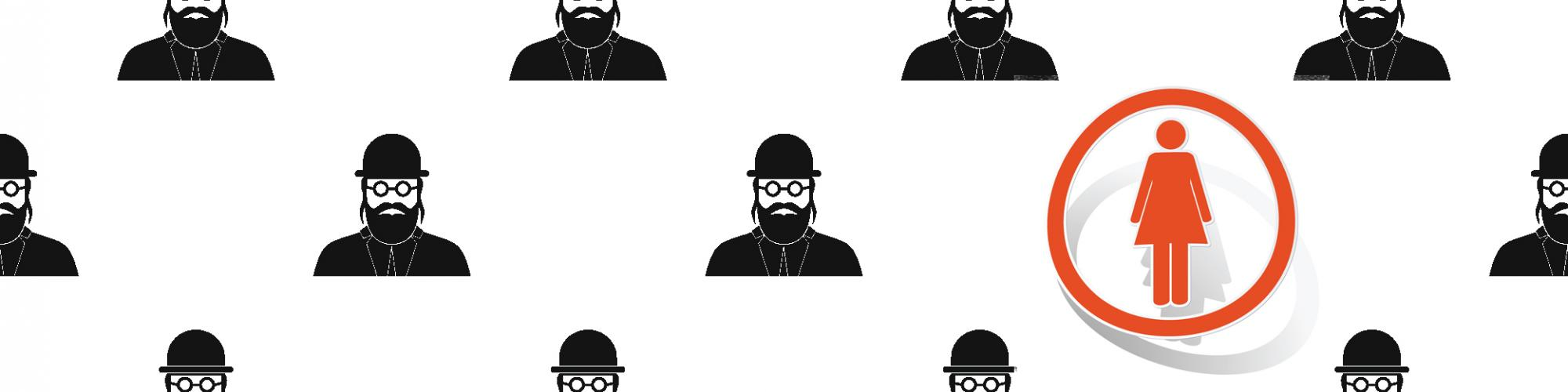 Women as orthodox jewish. Rabbi clipart religious leader