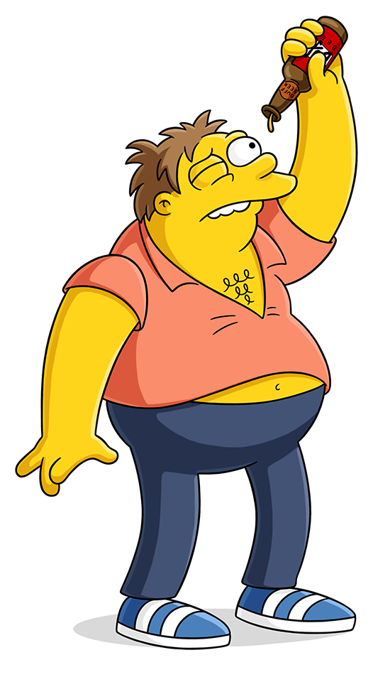Search world on fxx. Rabbi clipart simpsons character