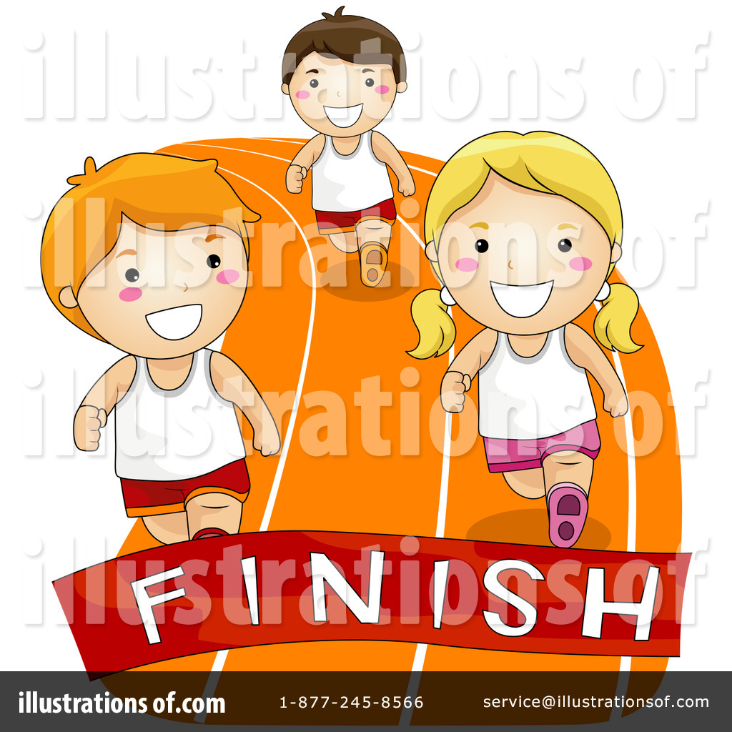 Illustration by bnp design. Race clipart