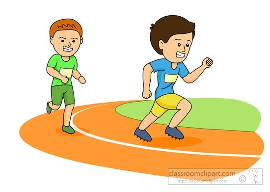 The top best blogs. Race clipart