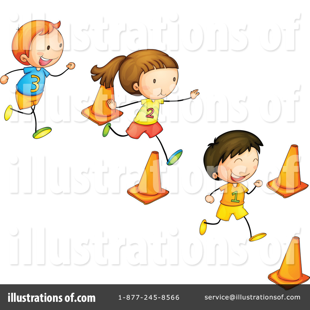 Illustration by graphics rf. Race clipart