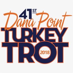 Race clipart charity run. Dana point turkey trot