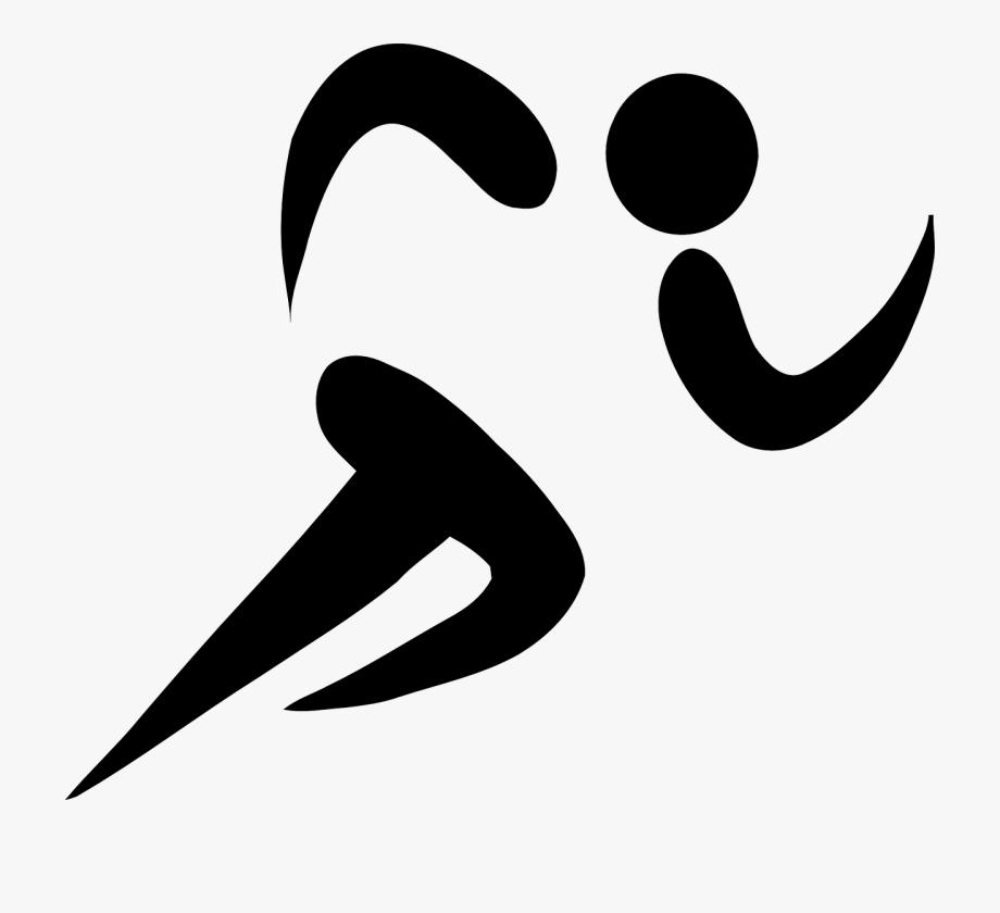 Logos de educacion fisica. Race clipart charity run