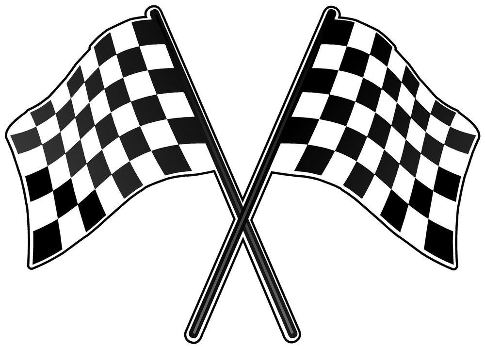 Race clipart checker flag.  racing clipartlook